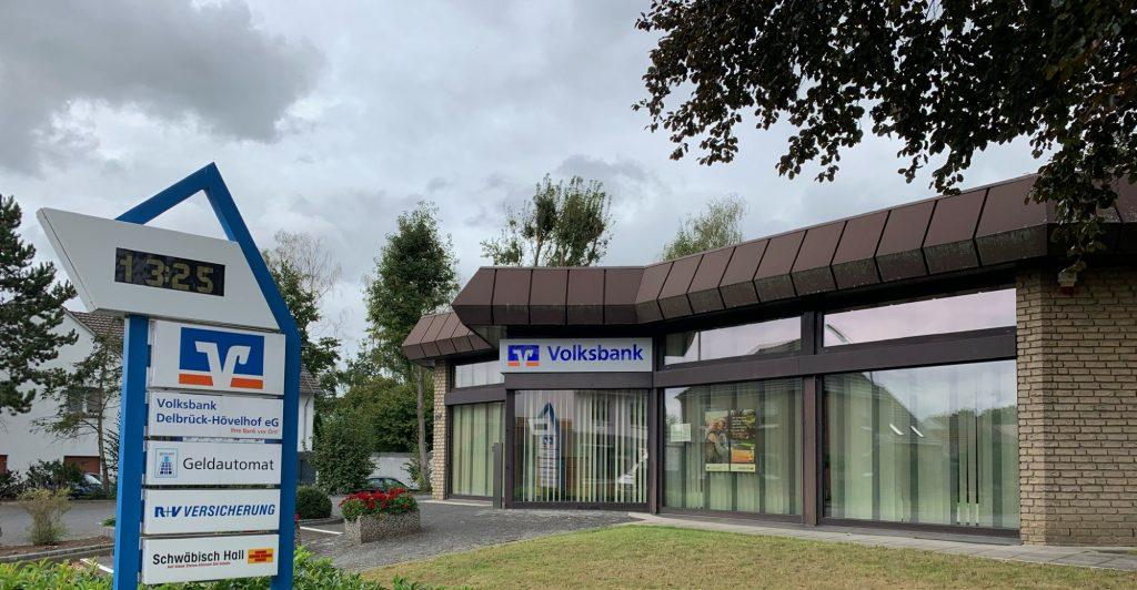 Volksbank Westerwiehe