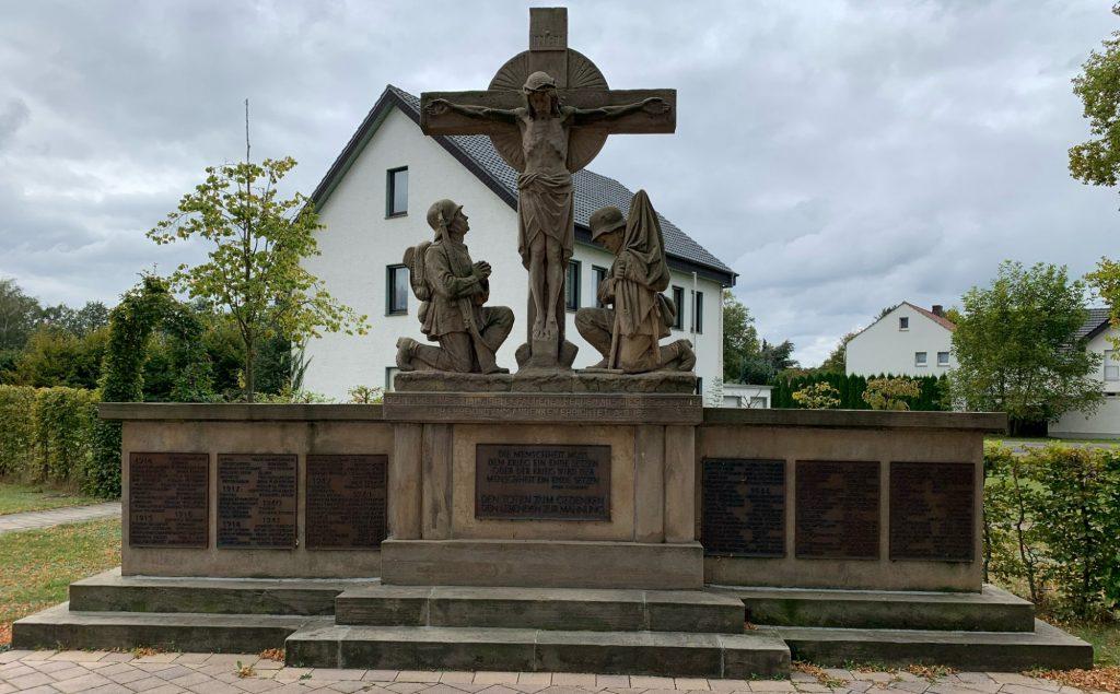 Kriegerdenkmal Westerwiehe